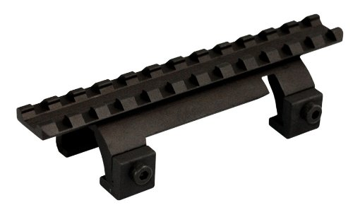 Aim Sports MP5/H and K Scope Mount, Small, Black
