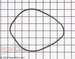 Lg Electronics 4036Dd3002B 6026050 Dishwasher Sump Top Gasket