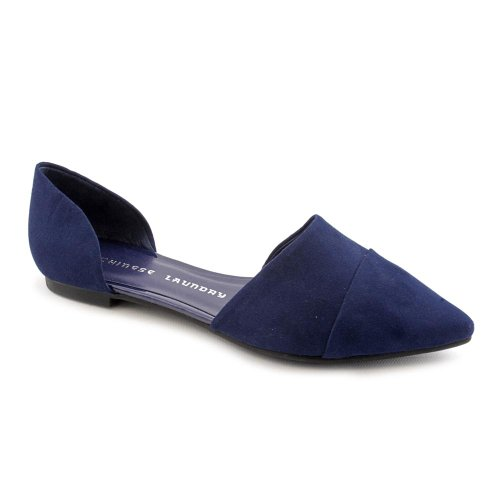 Chinese Laundry Easy Does It Flats Shoes Blue Womens UK 3.5