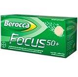 Berocca Focus 50+ 30 Tabs