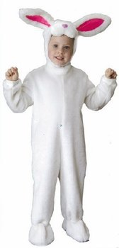 Wilton Boys Kid's Deluxe White Bunny Rabbit Halloween Costume
