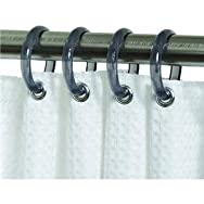 Zenith Prod.SSR001NTChrome Shower Hook Curtain Ring-CHR SHOWER CURTAIN RING