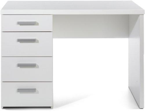 Tvilum 8012049 Whitman Desk, White