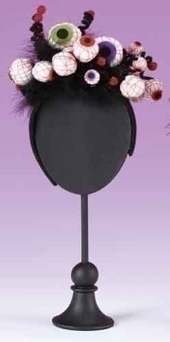 Creepy Bloodshot EYEYBALLS Halloween HEADBAND HAT Costume Accessory NEW