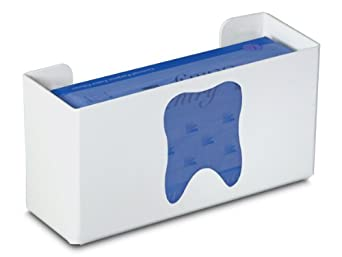 "TrippNT 51053 Priced Right Single Glove Box Holder with Tooth, 11"" Width x 6"" Height x 4"" Depth"