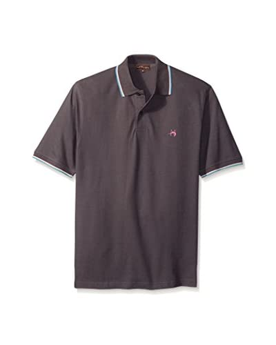 Ernest Hemingway Men's Tipped Polo