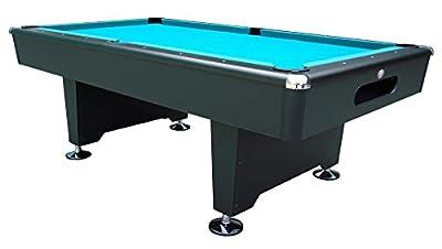 Playcraft Black Knight 7 foot Pool / Billiards Table Drop Pocket