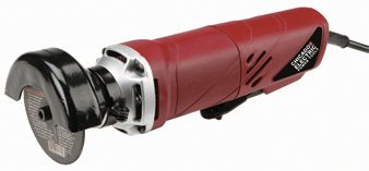 120 Volt 3 inch High Speed Cut-Off Tool with arbor wrench and 5mm hex key