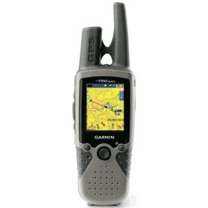 Garmin RINO 530HCx - GPS receiver / two-way radio - hiking