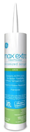 general-electric-ge22582-max-extra-siliconized-acrylic-caulk-101-ounce-white