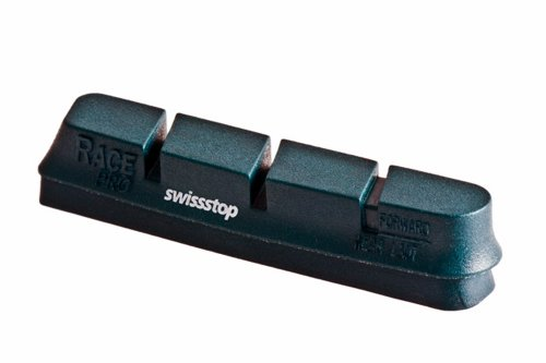 Buy Low Price SwissStop RacePro Green HP II Brake Pads Campy Set of 4 (SWI-D-RAPROALW)
