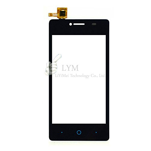 Black Touch Panel for ZTE Blade AF3 T221 Touch Screen Digitizer Glass Sensor Replacement Part TP