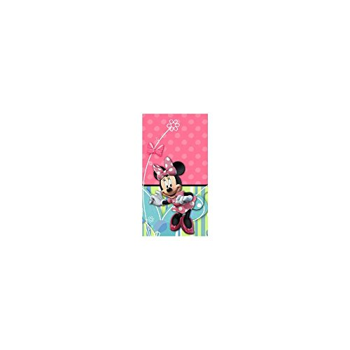 Disney Minnie Mouse Party Table Cover (54 X 96 Inches)