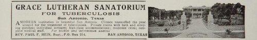 1926-ad-grace-lutheran-sanitarium-tb-san-antonio-texas-original-print-ad