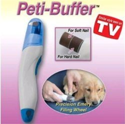 Peti Buffer, Trims your dog or cats nails safely