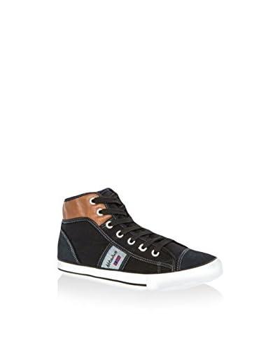 Nebulus Sneaker Alta Nevada [Nero]