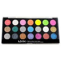 NYX Cosmetics Glitterati Glitter Cream Palette