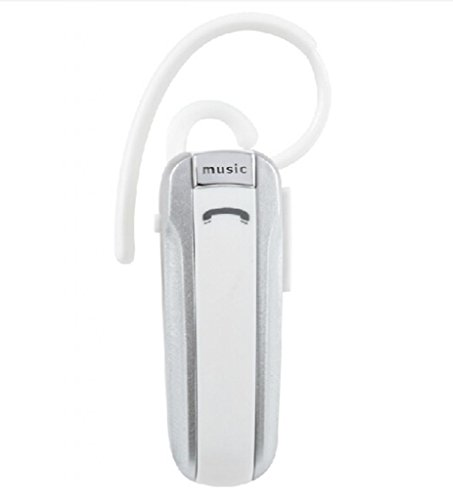 Bluetooth Headset With Wall Charger For Iphone, Motorola, Lg, Samsung, Htc, Palm, Nokia, Sony Ps3, Verizon, Tmobile