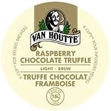 24 Count - Van Houtte Raspberry Chocolate Truffle Coffee Cup For Keurig K-Cup Brewers