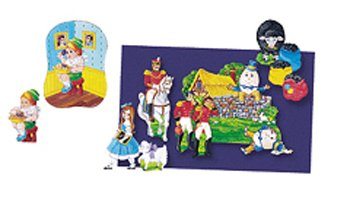 Flannelboards Set 4 Nursery Rhymes