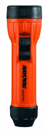 Rayovac Industrial Flashlight, In2-Ms