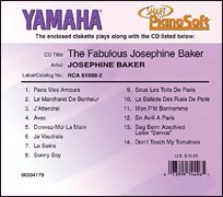 The Fabulous Josephine Baker Disk