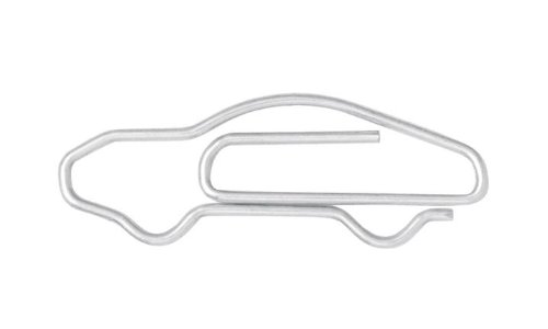 genuine-porsche-911-shaped-paperclips-set-of-100