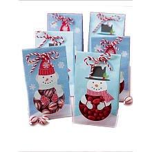 Martha Stewart Crafts Holiday Winter Wonderland Treat Bags