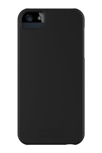 Tech21 D3O Impact Snap Case for iPhone 5 / iPhone 5S - Black