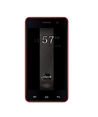 Micromax Unite 2 A106 (Red, 8 GB)