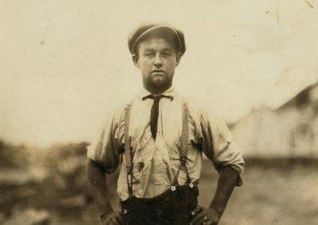 Child Laborer, 1912