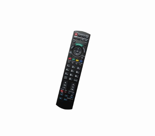Universal Remote Replacement Control Fit For Panasonic Tc-L47E5X Tc-L42E50 Plasma Lcd Led Hdtv Tv