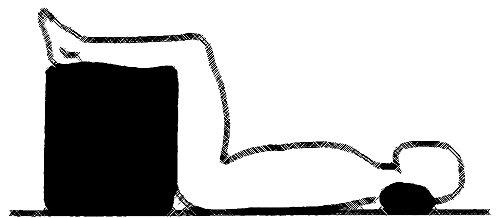 Bandscheibenwrfel-zur-orthopdischen-Stufenlagerung-als-Positurkissen-aus-Schaumstoff-50x45x35-cm