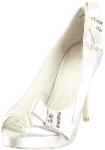 Menbur Women's Cocorosie Ivory Bridal 4521X604 3.5 UK