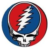C&D Visionary Grateful Dead Steal Your Face 1