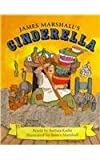 img - for James Marshall's Cinderella (Picture Puffin Books) book / textbook / text book