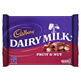 Cadbury Dairy Milk Fruit & Nut 400G