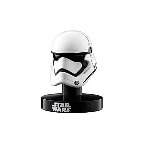 First Order Stormtrooper Star Wars Force Awakens Mini Helmet Replica Collection
