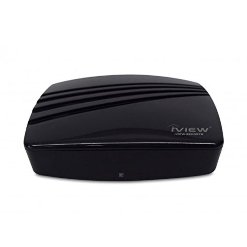 Best Prices! iView 3200STB Digital DTV Converter Box w/ Analog Pass-Through & QAM Capability