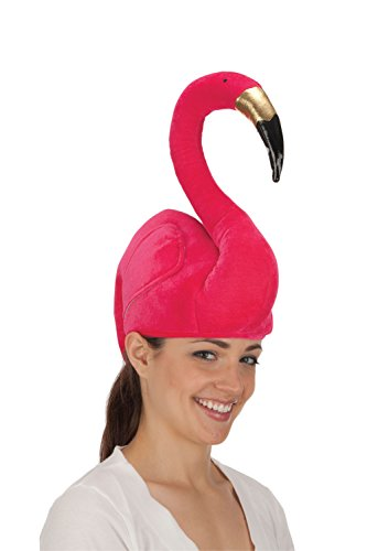 Jacobson Hat Company Women's Sitting Flamingo Hat