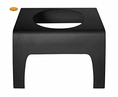 Chiminea Table Stand - Black from Gardeco