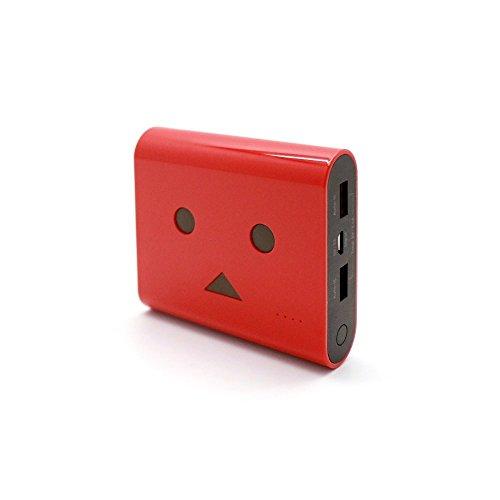 cheero Power Plus 3 13400mAh DANBOARD version 大容量 モバイルバッテリー [ 国産Panasonic 高品質電池搭載 ] Supercar ( Red ) iPhone 6s / 6s Plus / 6 / 6 Plus / 5s / 5c / 5 / iPad / Android / Xperia / Galaxy / Nexus / 各種スマホ / タブレット / ゲーム機 / Wi-Fiルータ 等 急速充電 対応 超コンパクト ハイパワー出力 3.4A 【AUTO-IC機能搭載】 …