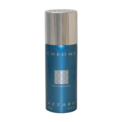 Azzaro Chrome di Azzaro, Deodorante Uomo - Bomboletta 150 ml.