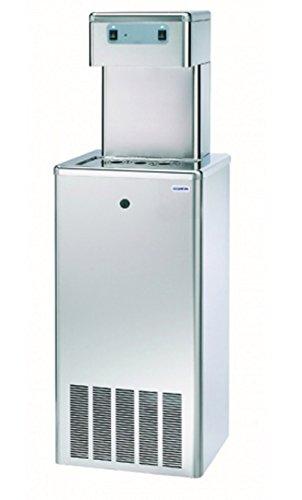 Refroidisseur d'eau banc de glace - L480 x P405 x H1480 mm - COSMETAL