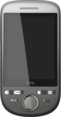 HTC Tattoo Smartphone (GPS, Android) silver