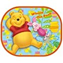 Winnie the Pooh Piglet Disney Car Side Window Sunshade - Pr