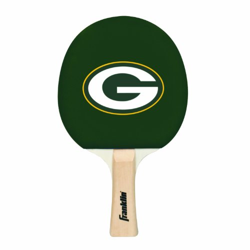NFL Green Bay Packers Table Tennis Paddle at Amazon.com