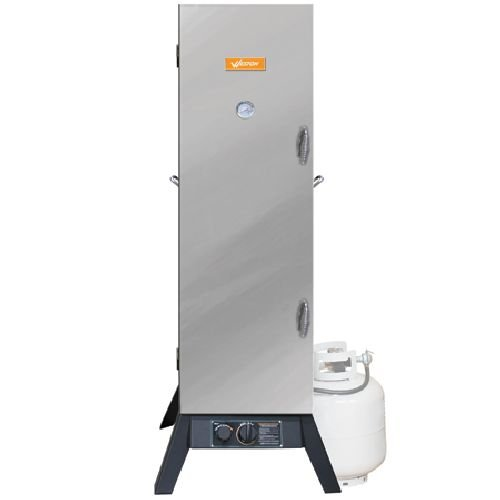 Prago 48-Inch Outdoor Propane Vertical Smoker