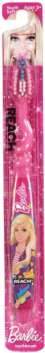 Reach Barbie Toothbrush, Soft