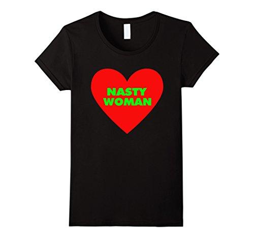 womens-nastys-woman-new-tshirt-large-black